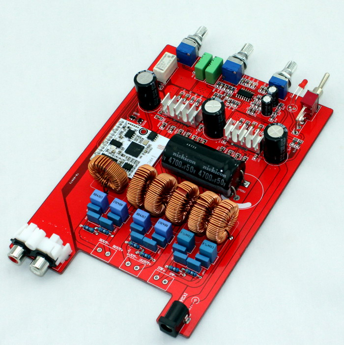 High End TPA3116 Bluetooth Amplifier Board