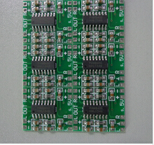 PAM8403 2 * 3W Class D digital amplifier board 2.5-5V