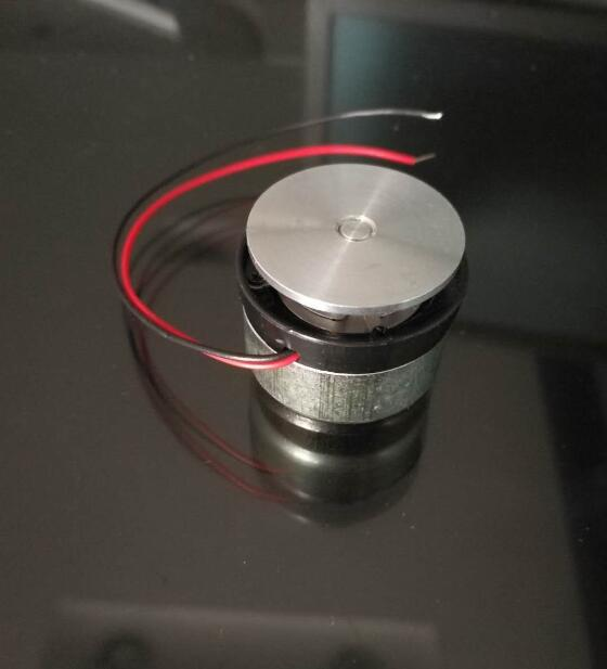 30mm Mini Vibration Exciter Speaker 4ohm 3W
